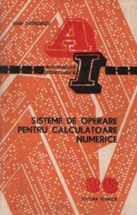 Sisteme de operare pentru calculatoare numerice