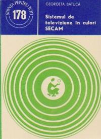 Sistemul de televiziune in culori SECAM