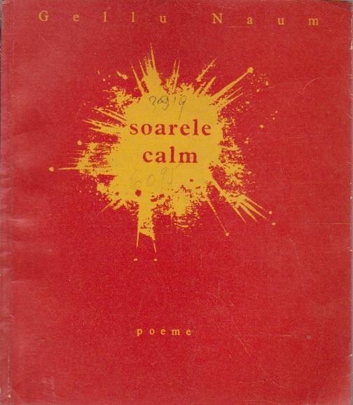 Soarele Calm - Poeme