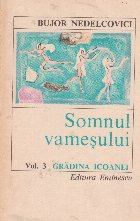 Somnul vamesului, Volumul al III-lea, Gradina icoanei