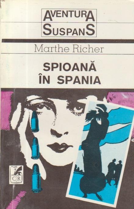 Spioana in Spania