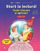 Start la lectură. Texte literare și aplicații. Clasa a II-a