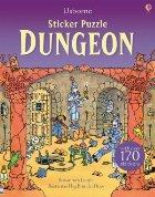 Sticker puzzle dungeon