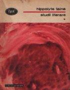 Studii literare, Volumele I si II