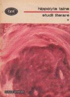 Studii literare, Volumul I (H. Taine)