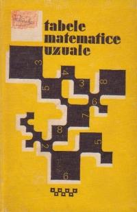 Tabele matematice uzuale (Editia a VII-a)