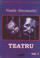 Teatru vol I