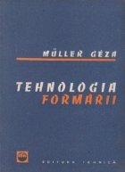 Tehnologia formarii
