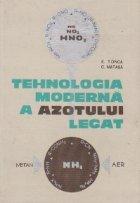 Tehnologia moderna a azotului legat