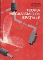 Teoria mecanismelor spatiale