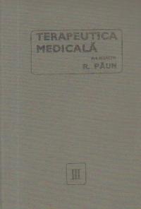 Terapeutica medicala, Volumul al III-lea - Partea speciala