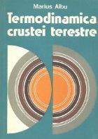 Termodinamica crustei terestre