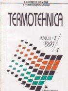 Termotehnica 1/1993 (Anul