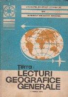 Terra: Lecturi geografice generale