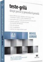 Teste grila Drept penal procedura