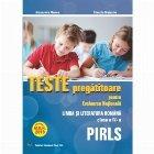 Teste pregatitoare pentru Evaluarea Nationala. PIRLS. Limba si literatura romana pentru clasa a IV-a