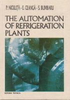 The automation of refrigeration plants