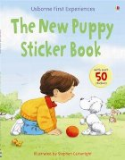 The new puppy sticker book