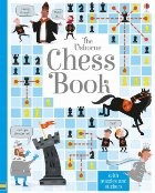 The Usborne chess book – with puzzles and stickers