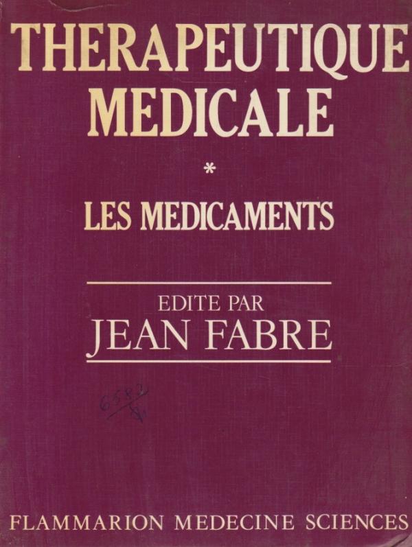 Therapeutique Medicale - Les Medicaments