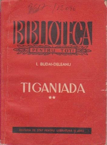 Tiganiada, Volumul al II-lea (Editie 1958)