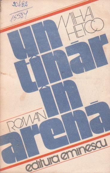 Un Tinar in Arena - Roman