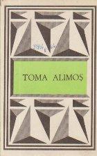 Toma Alimos - Texte poetice alese