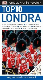 Top 10. Londra. Ghiduri turistice vizuale