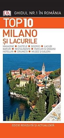 Top 10. Milano și lacurile