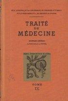 Traite Medecine Tome Maladies Nutrition