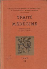 Traite de Medecine, Tome III - Tuberculose. Cancer. Syphilis