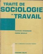Traite de sociologie du travail
