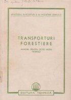 Transporturi forestiere