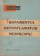 Tratamentul antiinflamator nespecific