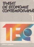 Tratat de Economie Contemporana, Volumul I, Sistemul stiintelor economice si sistemele economice contemporane