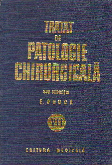 Tratat de patologie chirurgicala, Volumul al VII-lea - Ginecologie
