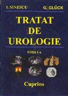 Tratat de urologie - Cuprins