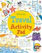 Travel activity pad