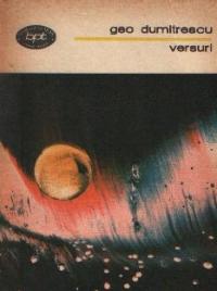 Versuri (Geo Dumitrescu)