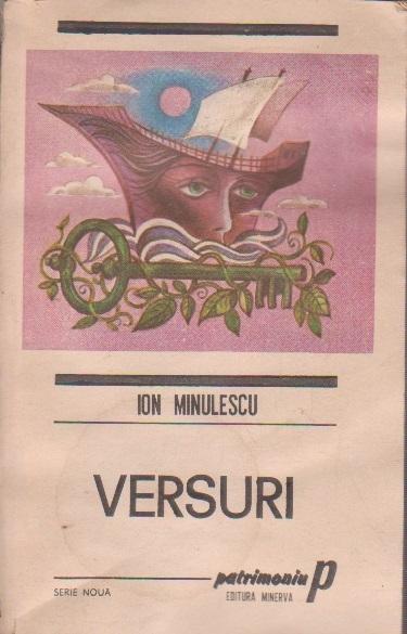 Versuri, (Minulescu - Editie 1989)