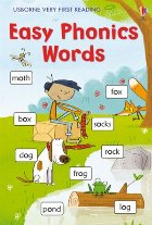 Very First Reading: Easy phonics words