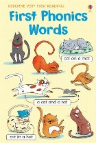 Very First Reading: First phonics words