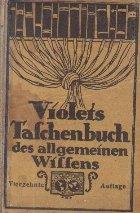 Violets Taschenbuch des  allgemeinen Wissens